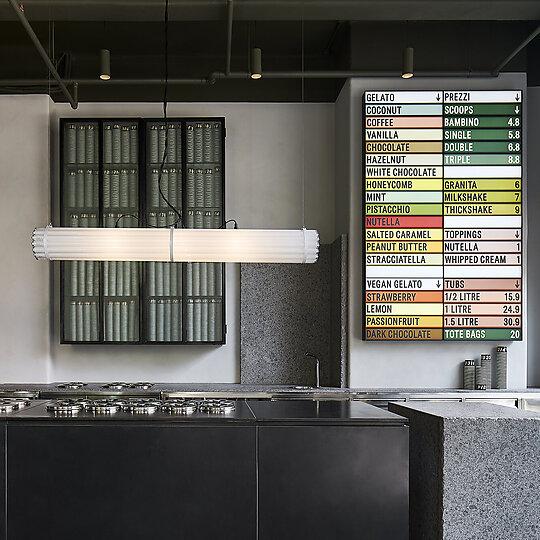 Interior photograph of Piccolina Hardware Lane by Shannon McGrath