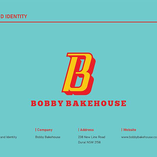 Interior photograph of Bobby Bakehouse Pie Bus Brand Identity by Lanz Valeriano